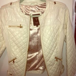Vinal quilted guess jacket